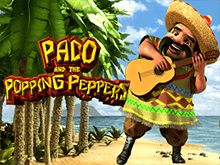 Paco and The Popping Peppers